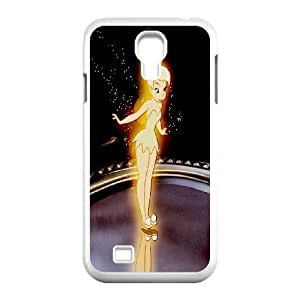 High quality Cute Tinker Bell Design TPU Case Protective Skin For SamSung Galaxy S4 Case HQV479647464