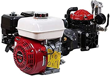 Rittenhouse Hypro D30 Diaphragm Pump and Honda GX160QXE Electric Start Gas Engine Assembly