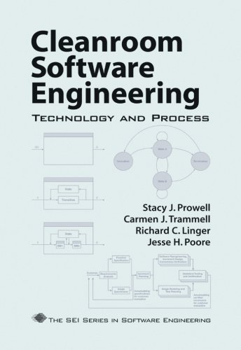 Cleanroom Software Engineering: Technology and Process by Addison-Wesley Professional