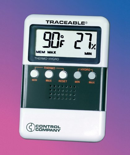 Control 4096 Traceable Humidity Temperature product image