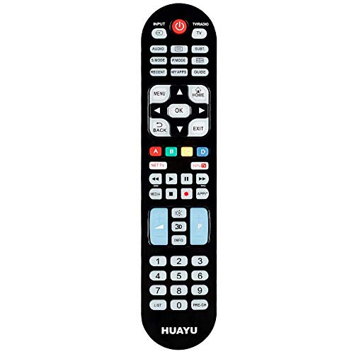 MAO YEYE Universal Remote Control URC1515 Suitable for lg Samsung Sony LCD  Smart tv Controller huayu