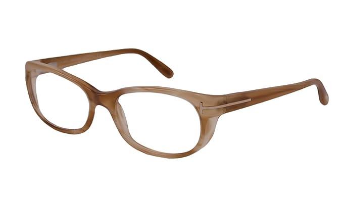 Tom Ford Rx Eyeglasses - TF5229 Sand / Frame only with demo lenses ...