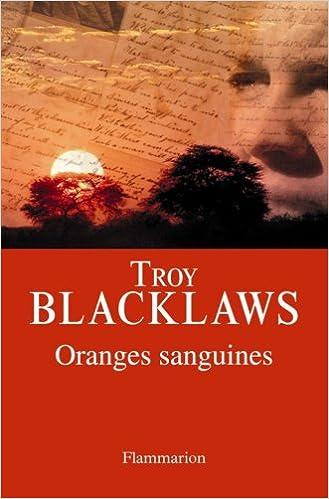Livre gratuits en ligne Oranges sanguines pdf
