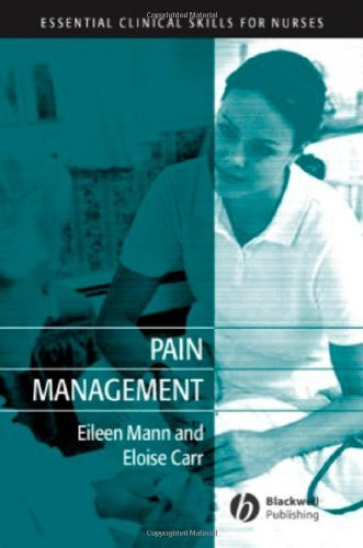 Pain Management (Essential Clinical Skills for Nurses) Pdf