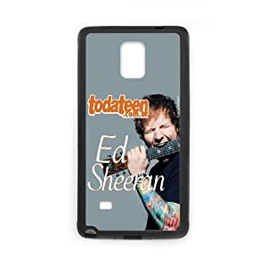 Ed Sheeran Samsung Galaxy Note 4 Cell Phone Case Black J6577879