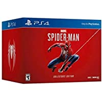 Sony PS4 Marvel's SpiderMan Collector's Edition