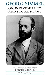 Georg Simmel on Individuality and Social Forms (Heritage of Society)