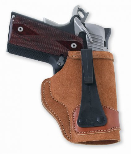 Galco Tuck-N-Go Inside The Pant Holster for S&W M&P Compact 9/40 (Natural, Right-hand) (The Pants Inside Holster Galco)
