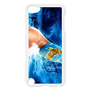 iPod Touch 5 Case White WWE bgxj