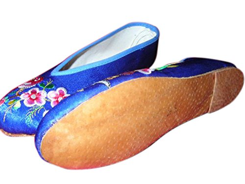 Chinoises Chaussures 102 Fait Ballerines Femme Espadrille 100 Ethniques Main B1ycqS