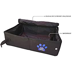Portable Cat Litter Carrier