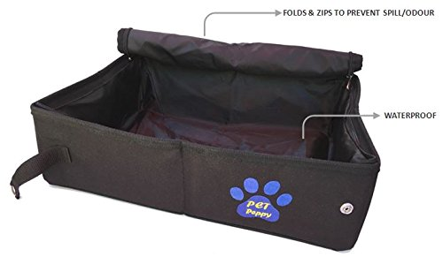 Petpeppy.com Portable Cat Litter Carrier ()
