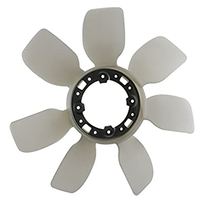 AISIN FNT-005 Engine Cooling Fan Blade