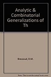 Analytic & Combinatorial Generalizations of Th