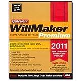 Quicken Willmaker Premium 2011 With living Trust Maker Software