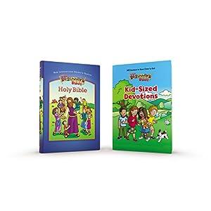 NIrV Beginner's Bible Devotional Pack