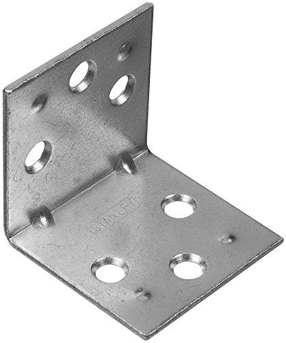 Stanley Hardware S755-680 994 Double Wide Corner Brace in Zinc, 1-1/2