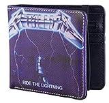 Metallica Ride The Lightning (Wallet) Rocksax