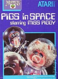 - Pigs in Space