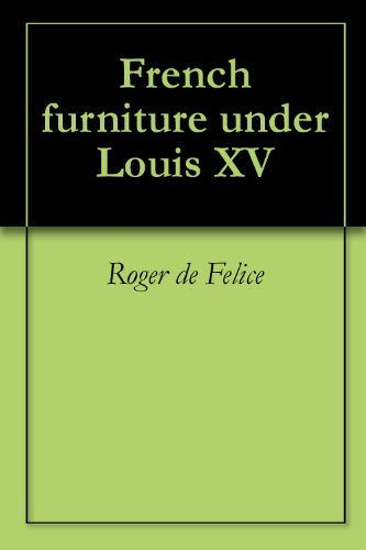 French furniture under Louis XV ()