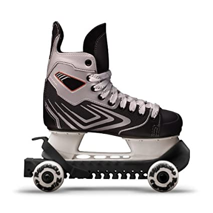 Amazon Com Rollergard Ice Skate Guards One Size Fits All Black
