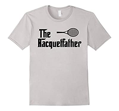 The Racquet Father Funny Tennis Player T Shirt Gift Light