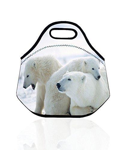 estrellaw-polar-bear-pattern-lunch-bag