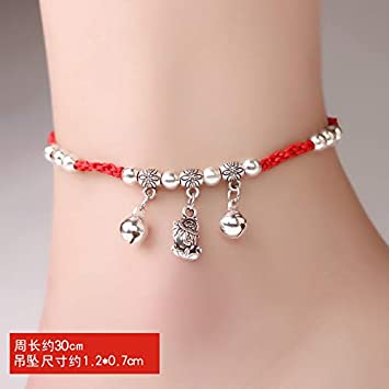You have anklet adult jewlery right! think