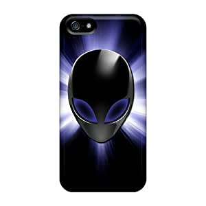 fashion case Awesome Design Alienware case cover For FHzhPXGTvdZ iphone 4s