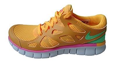 Nike Femmes Free Run 2 EXT Basket Course 536746 801 Baskets Barefoot