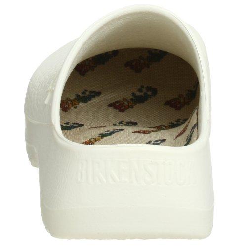 Birki ACTIVE BIRKI AS 68353 Unisex-Erwachsene Clogs & Pantoletten Weiß