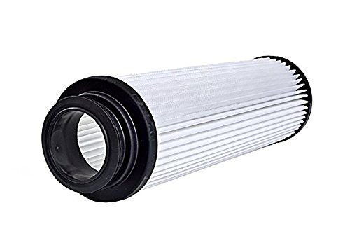 Vacuum Hepa Replacement 40140201 Filter (Type 201 Hepa Filter for Hoover Windtunnel, Savvy, Empower. Replaces Hoover Part # 40140201, 42611049, 43611042. Long-life Washable and Reusable by Green Label)