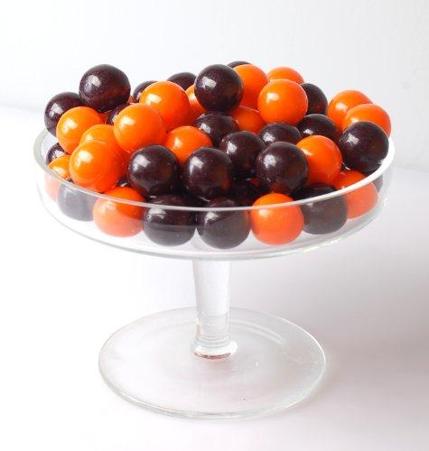 Halloween Gumballs - Orange and Black (5lbs)