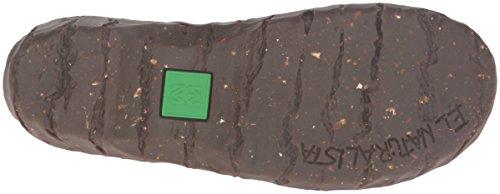El Naturalista Ne29 Delta Black/Yggdrasil, Stivali Chelsea Donna, Nero (Black N01), 40 EU