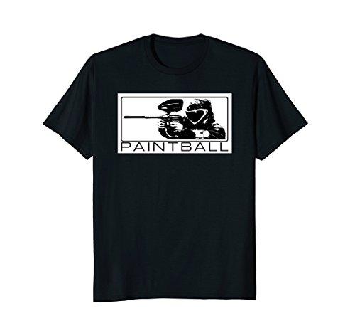 PAINTBALL TOURNAMENT PLAYER - PROFILE T-SHIRT