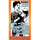 Chaplin at Essanay Studios 1