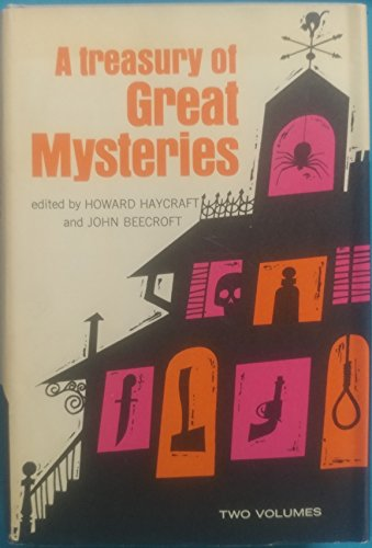 A Treasury of Great Mysteries. Volume 2 Edited By Howard...