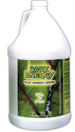 Dark Energy 2 - 0 - 0, Gallon Dark Energy Gallon