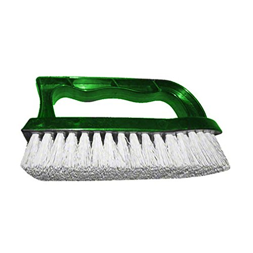 - Boss Cleaning Equipment B010142 Iron Handle Scrub Brush