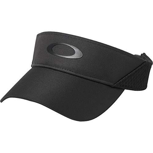 Oakley Men's BG Game Visor Hats,One Size,Blackout