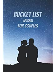 Bucket List Journal For Couples: New Ideas Creativity And Inspirational Fun Adventure Challenge Couples Scratch Off Book With 52 Mission A Year Of Love For Lover Wedding Married Engagement Anniversary in Couples Stargaze Cover