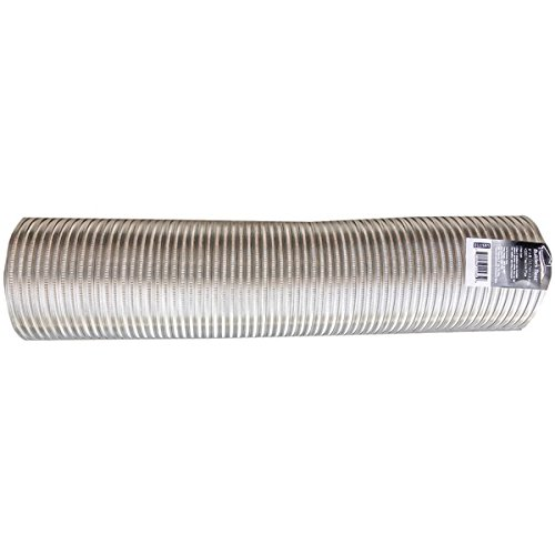 Builder's Best 111586 Semi-Rigid Aluminum Duct with 6