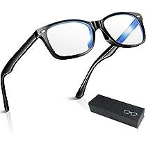YUTUKI ブルーライトカット メガネ 超軽量 UVカット ブルーライ...
