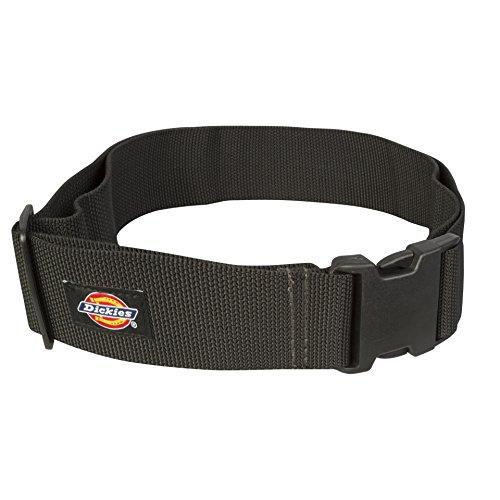 Dickies Work Gear 57013 Black Web Work Belt