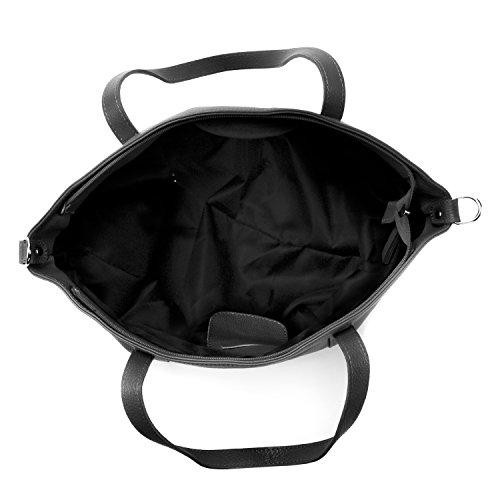 main et collection sac 2018 main angie grainé cuir COGNAC DESTOCK à épaule CUIR porté nouvelle FONCE modèle qBXw4SpxH