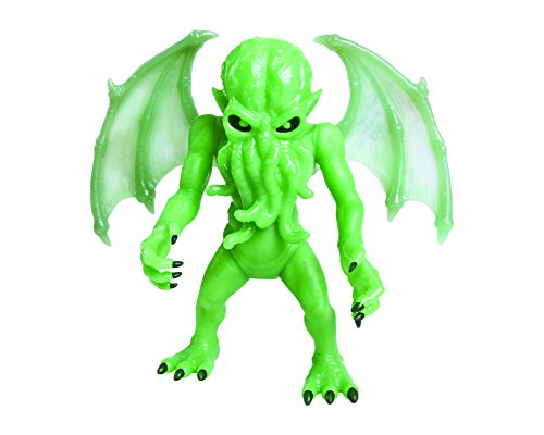 "Warpo Toys Legends of Cthulhu Glow-In-The-Dark 12"" Limited Edition Figure"