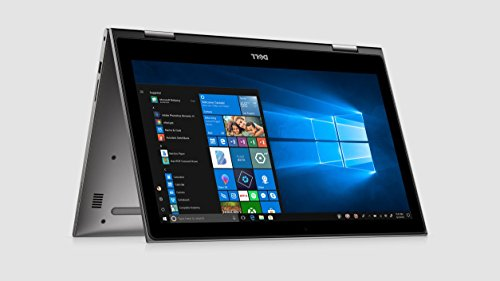 2018 Dell New Inspiron 15 5000 15.6 2-in-1 FHD Touchscreen Laptop Computer, Intel Core i5-8250U up to 3.4GHz, 8GB DDR4, 256GB SSD, Intel UHD Graphics 620, USB 3.1, Webcam, Bluetooth, HDMI, Windows 10