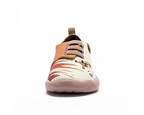 De Toiles Enfant petit Enfant Chaussures Boom Casual Uin Beige Pour BqEpxp
