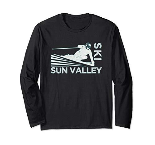 Ski Sun Valley Idaho Tshirt - Vintage Snow Ski Shirt
