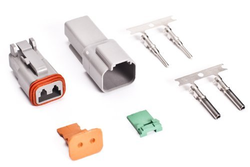 connector deutsch 2 pin buyer's guide